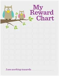 Sticker Chart Printable Amazing Elephant And Rainbow Hearts Reward