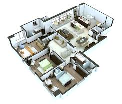 3 bedroom bungalow floor plans 3 bedroom bungalow house designs stunning modern floor plan house 3