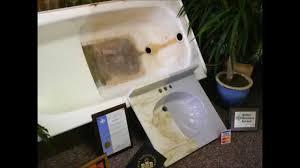 Cincinnati Bathtub Reglazing By Bath Magic Youtube Bath Magic Toledo Oh