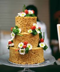 This Baker Makes Indomie Wedding Cakes And People Are Actually Loving It