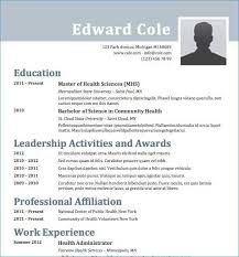 Job Resume Template Word Adorable Government Job Resume Format Lovely 40 Best Federal Government