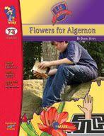 best flowers for algernon images flowers for flowers for algernon lit link novel study guide it at examville com