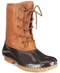 The Original Duck Boot Ariel Booties Reviews Boots Shoes Macys