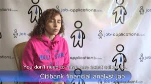 citibank interview financial analyst citibank interview financial analyst