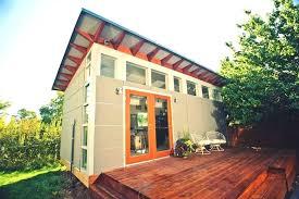 backyard home office. Storage Shed Office Modern Sheds Prefab Backyard Studios Home