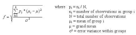 Statistical Power Formula Quick R Power Analysis