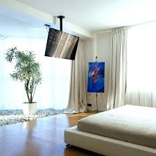 wall mounted tv ideas bedroom amazing in wonderful and kids regarding 9