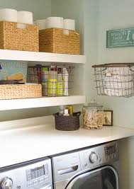 laundry room makeovers charming small. Small Laundry Room With Torage Space Makeovers Charming M