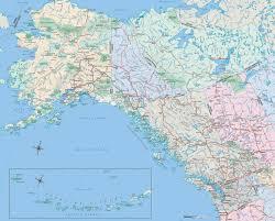 Southeast Alaska Chart Map Of Alaska The Best Alaska Maps For Cities And Highways