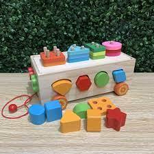 Cách chọn đồ chơi cho trẻ dưới 1 tuổi giúp phát triển trí não