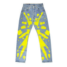 Design Your Own Denim Create Your Own Painted Denim Pants