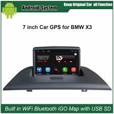 BMW Convertible bmw x3 cheap : Upgraded Original Car Radio Player Suit to BMW X3 E83 Car Video ...