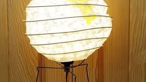 How To Make A Cool Japanese Lampshade - DIY Home Tutorial - Guidecentral -  YouTube