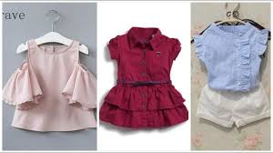 Top Latest <b>Baby Girl Summer</b> Dress Designs Collection - YouTube