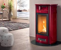 installing a direct vent gas stove is another way to add an ambiance of a fire to a place where there was no fireplace or stove before