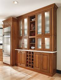 Glazed Kitchen Cupboard Doors Waypoint Living Spaces Exactly What You Had In Mind