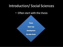 persuasive essay writing guide introduction social sciences • often start the thesis