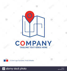Plan Logo Design Company Name Logo Design For Map Camping Plan Track