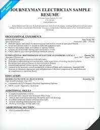 Electrician Apprenticeship Resumes Apprentice Resume Best Job