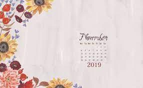 November 2019 Background Screensaver ...