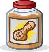 peanut butter clipart. Wonderful Clipart Jar Of Peanut Butter Cartoon Illustration To Clipart N