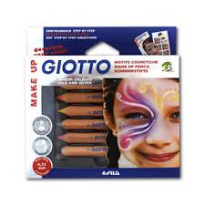 Купить <b>карандаши для грима</b> GIOTTO - Грим карандаши золотой ...