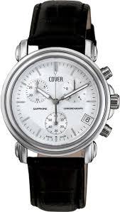 Швейцарские наручные <b>часы Cover Co61</b>.<b>01 мужские</b> кварцевые ...
