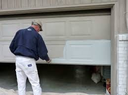 painting aluminum garage door lovely best 25 painted garage doors ideas on