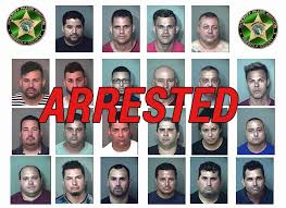 23 arrested in gas pump id theft and trafficking of stolen credit cards and fuel in osceola county