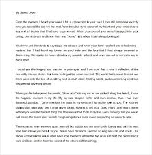 Love Letter Free Download Love Letters 11 Free Word Documents Download Free Premium