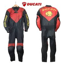 80s vintage ducati racing suit leather leather ducati leather coverall all in one rider s jacket red black large ne zem