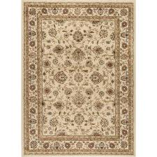 5 x 7 medium beige and red area rug elegance rc willey furniture