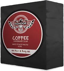 <b>KONDOR Hair</b> & <b>Body</b> Coffee soap - 4HAIR.LV