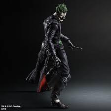 Pa改小丑小丑joker阿卡姆起源蝙蝠俠阿卡姆之城阿卡漢城市公仔模型可動