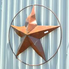 metal star decor metal wall stars longhorn outdoor metal wall art wall decor furniture depot gold