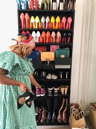 style galaxy tips how to organise a small shoes bag closet