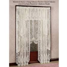 Lace Window Treatments Lace Bathroom Curtains