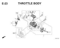 katalog suku cadang honda supra gtr 150 k56f e23 throttle body thumb