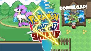 NEW) Pokemon Sword & Shield GBA Rom Trailer (With Galar Region and ...
