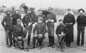 Us Army Cavalry 7th U S Cavalry 1890 American History History George