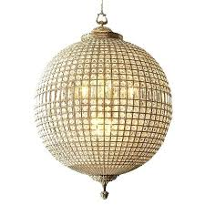 lighting large doub sphere chandelier with