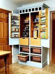kitchen standing shelves kitchen free standing cabinet pantry knobs trash bin unique shelves for floor kitchen standing shelves