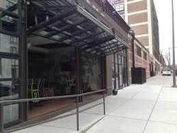 Commercial Garage Door Restaurant Industrial Glass Garage Door The