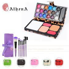 full makeup kit list. beautician cosmetics full professional makeup kit 7 p brush set tool 21 color eyeshadow palette naked urban makeup-in sets from beauty list