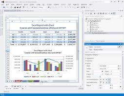 Silverlight Chart Control Example Excel Compatible Windows Forms Wpf And Silverlight Samples