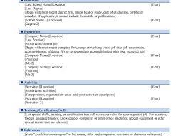 Excellent Good Resume Verbs Ideas - Resume Templates Ideas ...