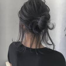 黒髪ミディアムヘアはアレンジで差をつけるおすすめヘアアレンジ17選