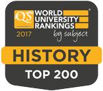 Курсовые работы Образовательная программа История искусств  qs world university rankings by subject 2017