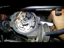 HOW TO SET IGNITION TIMING W/O TIMING LIGHT ON A TOYOTA 4K ENGINE ...