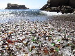 sea glass beach fort bragg california large